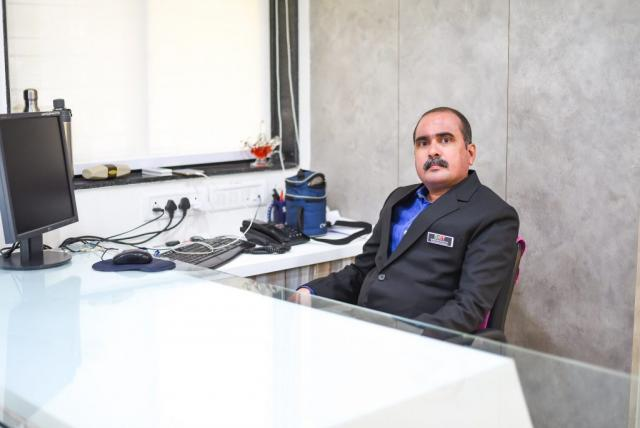 Anil Bagul Principal